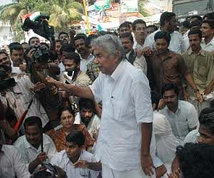 File photo of Oommen Chandy.