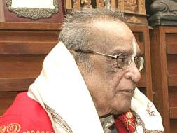 Bharat Ratna Pandit Bhimsen Joshi
