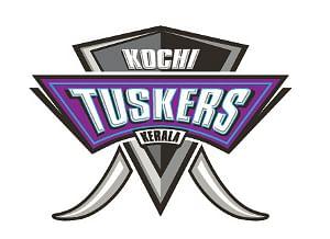 Kochi Tuskers logo