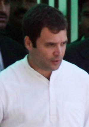 File photo of AICC General Secretary Rahul Gandhi.