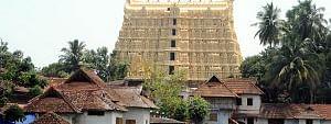 The Sree Padmanabhaswamy Temple in Thiruvananthapuram.
