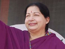 File photo of J. Jayalalithaa.
