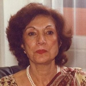 File photo of Nusrat Bhutto