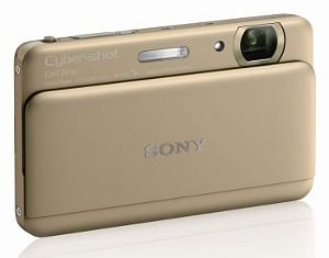Sony DSC-TX55 Gold