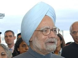 File photo of Dr.  Manmohan Singh