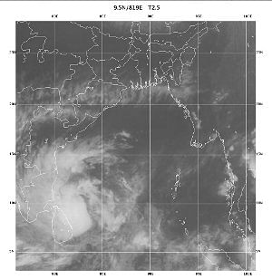 Cyclone Nilam likely to cross north TN, south AP coast by Wednesday evening