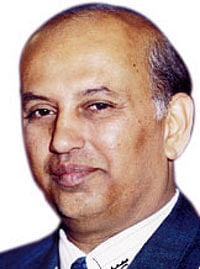 Prof U R Rao
