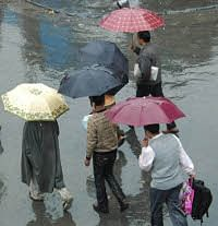 SW monsoon rainfall likely to be normal at 96 to 104 % of LPA this year: IMD