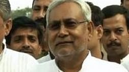 File photo of Bihar Chief Minister Nitish Kumar