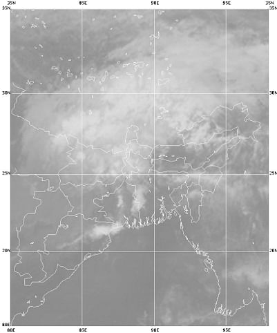 Heavy rains likely in Bihar, sub-Himalayan West Bengal & Sikkim