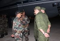 India, Russia begin joint military exercise Indra 2013
