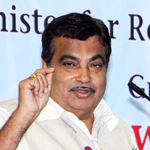 File photo of Nitin Gadkari