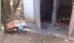 Households' access to sanitation in rural India