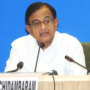 File photo of P. Chidambaram