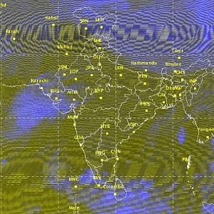 Image: Courtesy - IMD