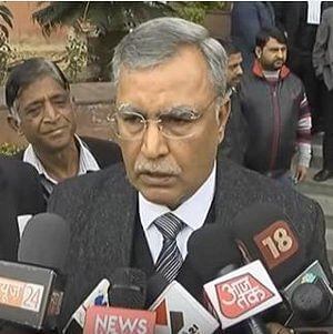 Farooq Khan appointed as Administrator of Lakshadweep