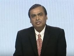 File photo of Reliance Industries Limited Chairman and Managing Director Mukesh Ambani