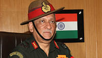 India faces the threat of a two-front war: General Bipin Rawat