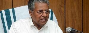 Kerala Chief Minister Pinarayi Vijayan