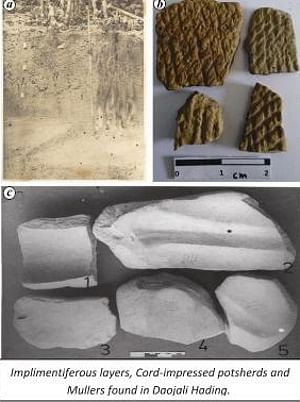 Neolithic artefacts of Northeast are 2700 years old: Study