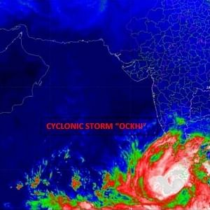 IMD issues cyclone warning for south Kerala, south Tamil Nadu and Puducherry