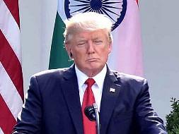 File photo of United States President Donald Trump