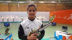 Manu Bhaker, Rahi Sarnobat fail to make it to 25m pistol finals