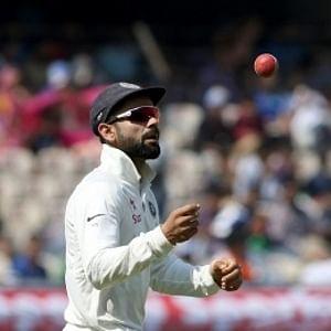 Indian cricket captain Virat Kohli (Photo: IANS)