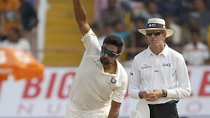 2nd Test: India come within 3 wickets of levelling series