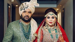 Kapil Sharma, wife Ginni announce arrival of second child, a baby boy