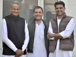 Amid Rajasthan Congress crisis, Rahul Gandhi talks to Pilot