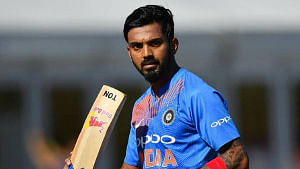 Warm-up: Rahul's ton, Jadeja's 75 take Indians to 306/9 on Day 1