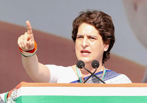 Priyanka Gandhi Vadra (FIle photo: IANS)