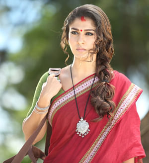 Actress Nayanthara (File photo: IANS)