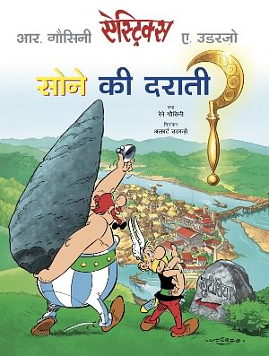 Now, Hindi innings for French bestseller Asterix comics