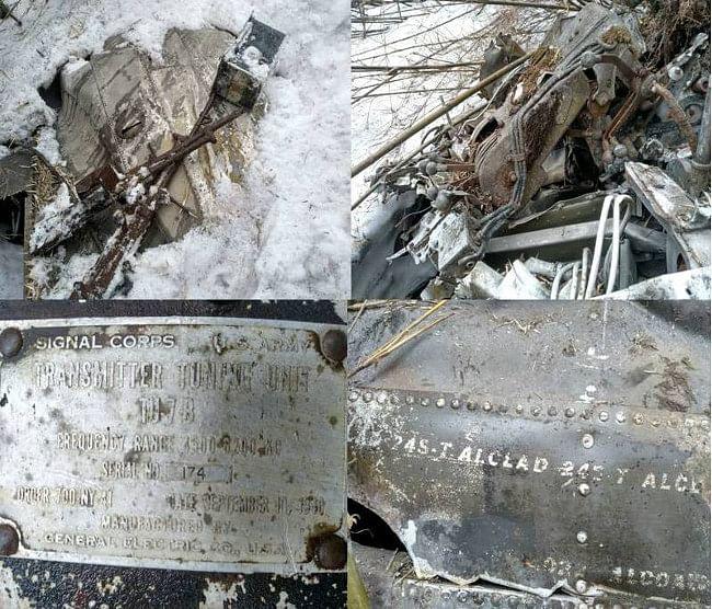Indian Army patrol finds World War II aircraft wreckage in Arunachal Pradesh