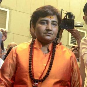 Pragya Singh Thakur (Photo: IANS)