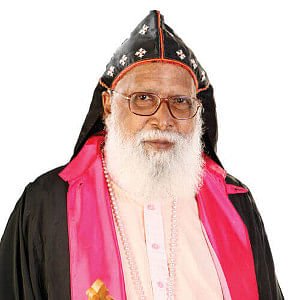 Bishop Chrysostom, Kerala's oldest man, celebrates 102nd birthday