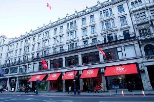 Reliance Brands acquires British toy retailer Hamleys