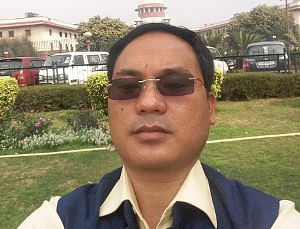 National People's Party (NPP) MLA from Arunachal Pradesh's Khonsa West Assembly constituency, Triong Aboh who was killed along with 10 others after suspected Naga militants fired at the vehicle they were travelling in, at Bogapani in Tirap district of Arunachal Pradesh, on May 21, 2019. (File Photo: IANS)
