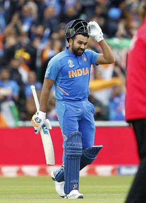 Rohit Sharma (File photo: Surjeet Yadav/IANS)