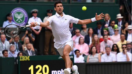 World tennis No. 1 Novak Djokovic tests Covid positive