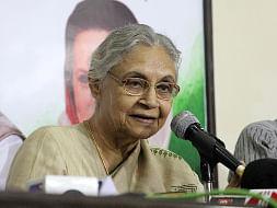 Sheila Dikshit (File photo: IANS)