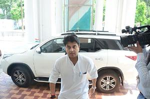 Jyotiraditya Scindia (File photo: IANS)