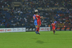 Football: Late Oman comeback sinks India