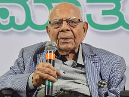 Ram Jethmalani (File photo: IANS)