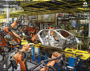 Manufacturing at a Tata Motors facility (Photo: Tata Motors/Instagram/IANS)
