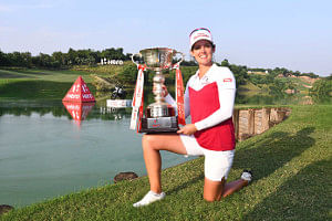 Golf: Christine Wolf wins Hero Women's Indian Open, Anika Verma finishes fifth