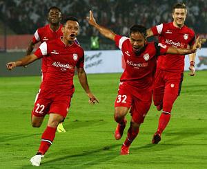 NorthEast United Football Club team