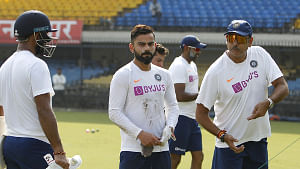 Cricket: India remain on top of ICC Men's Test Team rankings